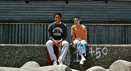 Escena frente al mar#03